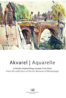 Akvarel katalog - GALERIJA ATELJE DADO