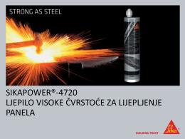 SikaPower®-4720