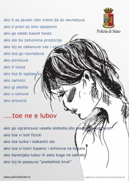 toe ne e lubov - Polizia di Stato