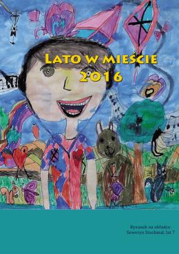 Lato w Mieście 2016 - Strona główna Urzędu Miasta Kielce