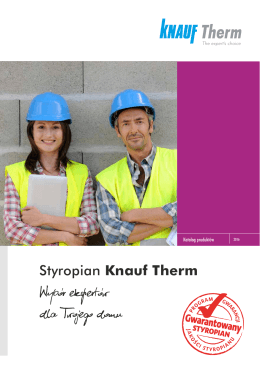 Styropian Knauf Therm