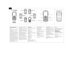 evolveo strongphone x3 - quick start guide - sk(1).cdr