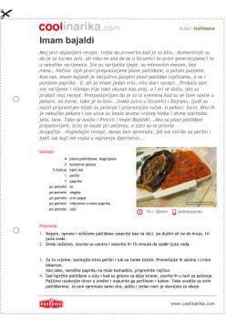 PDF - Coolinarika