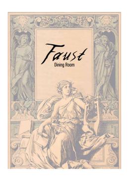 Detaljnije - Restoran Faust