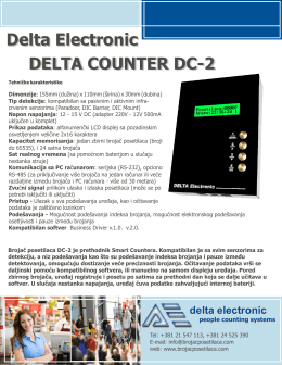 Delta Electronic DELTA COUNTER DC-2