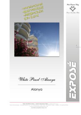 White Pearl Alanya