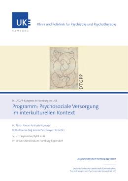 20160627_Programm DTGPP_Hansen.indd - Hamburg