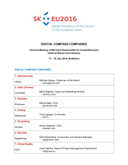digital compass companies