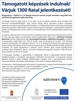 Kormanyhivatali - GINOP.indd