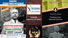 öncü bir eğitimci olarak nurettin topçu ve türkiye`nin