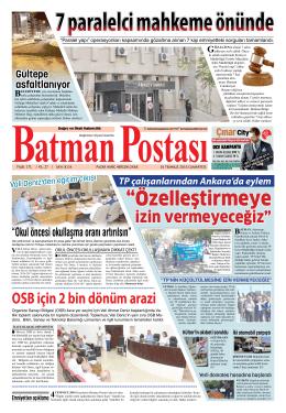 Sayfa - Batman