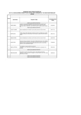 eskişehir vergi dairesi başkanlığı 2015 yılı vergilendirme