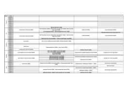 Elektromanyetik Alan Teorisi (D205)