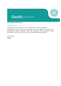 Grafik - GedikFX
