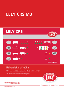 LELY CRS M3