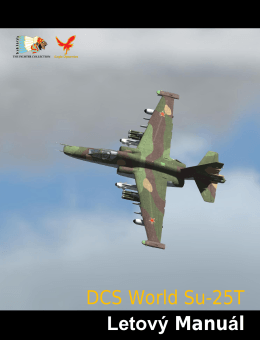 Su-25T Frogfoot