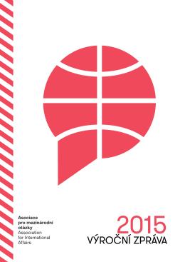 výroční zpráva - Asociace pro mezinárodní otázky