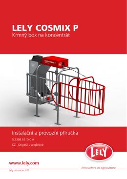 lely cosmix p