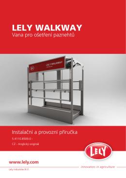 lely walkway