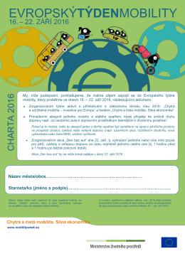 Charta ETM 2016