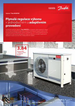 Optyma™ Plus INVERTER