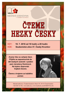 Čteme Hezky Česky-plakát, 768 kB