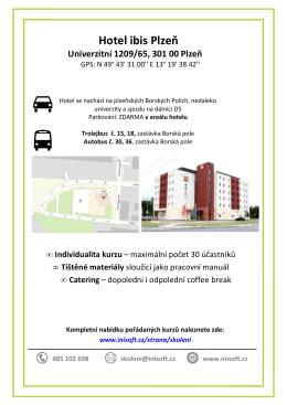 Hotel ibis Plze Hotel ibis Plzeň