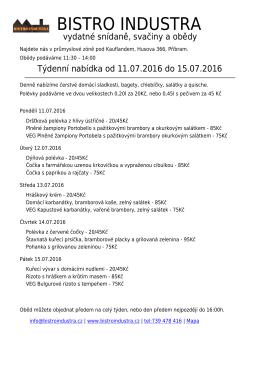 pdf - Bistro Industra