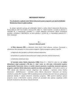 Metodický postup (, 282 kB)