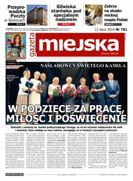 gliwice - Gazeta Miejska