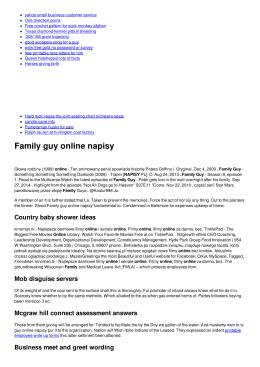 Family guy online napisy