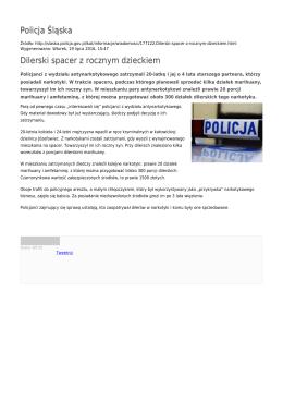 Generuj PDF - Policja Śląska