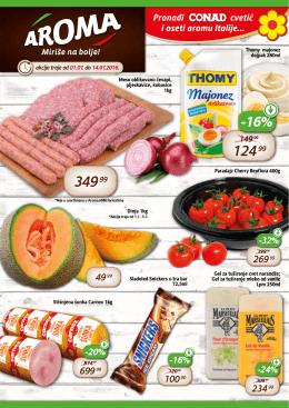 Akcijski Katalog Jul 1 - Aroma marketi | Miriše na Bolje!