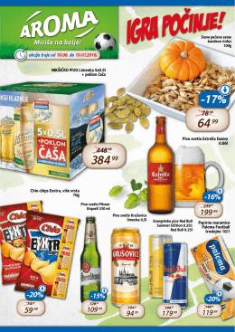 16% -20% - Aroma marketi | Miriše na Bolje!