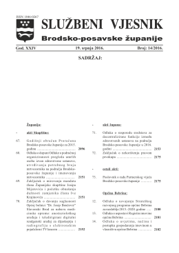sadržaj - Brodsko-posavska županija