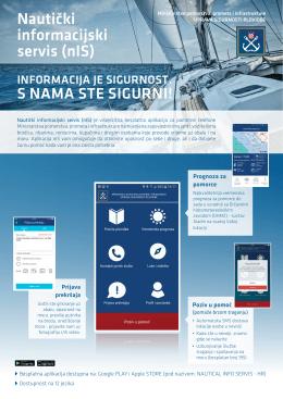 Aplikacija nIS - Ministarstvo pomorstva, prometa i infrastrukture