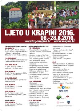 www.tzg-krapina.hr www.krapina.hr