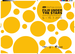 the stars - Pula Film Festival