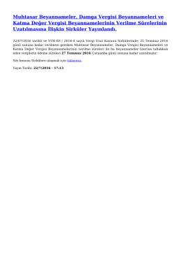 PDF Biçiminde İndir