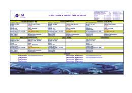 Bursa Parsiyel Gemi Programı
