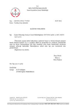 Java Printing - Kırıkkale Milli Eğitim Müdürlüğü