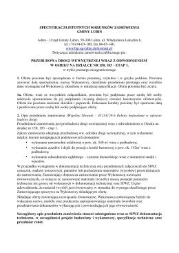 Urząd Gminy Lubin, 59-300 Lubin, ul. Władysława Łokietka 6