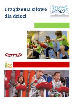 Siłownia dla dzieci