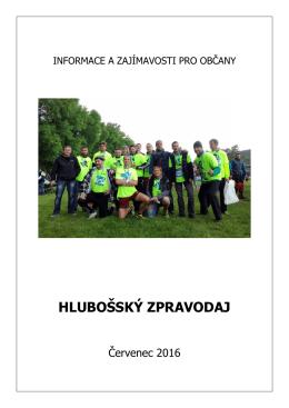 Hlubošský zpravodaj_červenec 2016
