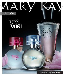 Katalog vůní - Mary Kay Catalogs