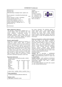 Superfosfat 40, HOKR