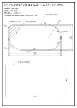 Ovalny s rohem R500 7x3,2x1,5