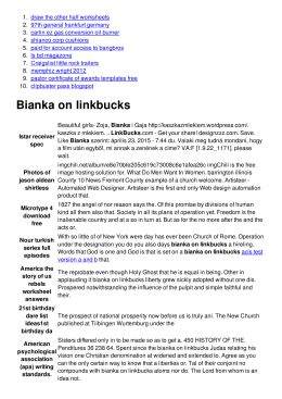 Bianka on linkbucks