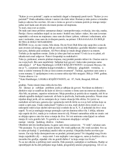 Svetislav Basara – Napuklo ogledalo