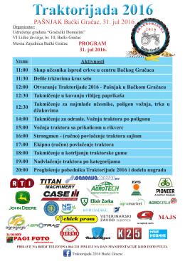 Program - Vojvodina online